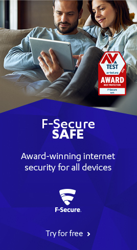 F-Secure SAFE makes it easy to check app permissions - and maybe discover stalkerware apps